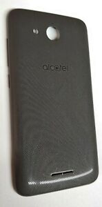 Details about OEM Alcatel Tetra 5041C Back Cover Battery Door - AT&T - Black