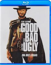 THE GOOD THE BAD AND THE UGLY - FULLY RESTORED EXTENDED VERSION *NEW BLU-RAY*