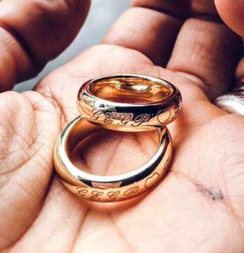 Anello argento sterling 925 fede fascione tipo Dodo regalo donna uomo gioielli