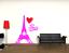 miniature 6 - Adesivo Parigi torre eiffel città stickers murale decalcomania vari colori 02