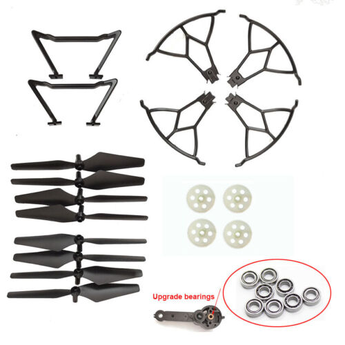 KY601S RC drone spare parts blades bearings KY601S propellers protector gears