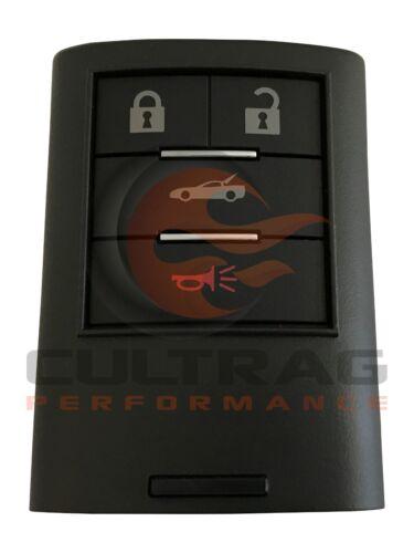 2008-2013 C6 Corvette Genuine GM Keyless Entry Remote FOB Transmitter 25926480