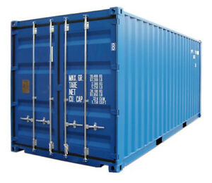 20 ft lagercontainer seecontainer container neu lieferung 20 fu ebay. Black Bedroom Furniture Sets. Home Design Ideas