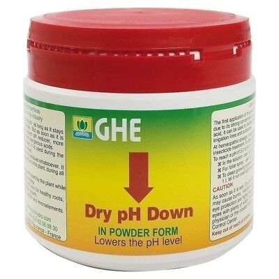 Ghe Ph-down Pulver 25g 250g 500g 1kg Grow Korrekturpulver Senkung Korrektur Grow Fortgeschrittene Technologie üBernehmen