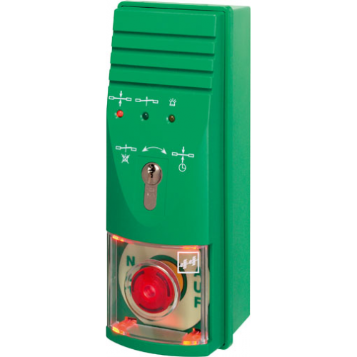 DORMA 1340-20 Assa Abloy effeff Steuer-Terminale Türterminal Türalarm NEU OVP