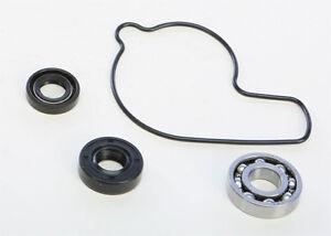 Steering head bearings /& seals Honda CRF450 R 02-08
