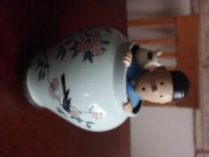 Tintin-Mini-Pixi-Blue-Lotus-Pot-6-5-034-16-cm-La-Potiche-Ref-46951