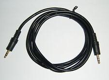 3.5mm to 3.5mm jack lead JVC Sony Pioneer Kenwood car radio MP3 iPod AUX input