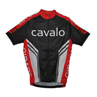 Men's Cavalo Squadra 3.0 Cycling Lightweight Full Zip Jersey M Race Eurofit