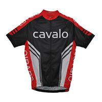 Men's Cavalo Squadra 3.0 Cycling Lightweight Full Zip Jersey M Race Eurofit