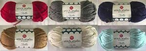 Stitch-Studio-Belle-Super-Bulky-Quick-Knit-300g-Easy-Care-Yarn-Color-Choice