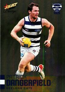 New-2020-GEELONG-CATS-AFL-Card-PATRICK-DANGERFIELD-Footy-Stars-Prestige