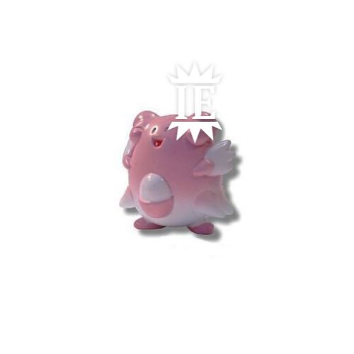 POKEMON BLISSEY FIGURE STATUETTA PERSONAGGIO 242 Chansey Happiny Leuphorie carta