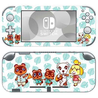 Nintendo Switch Lite Skin Decal Sticker Vinyl Cute Animal Crossing