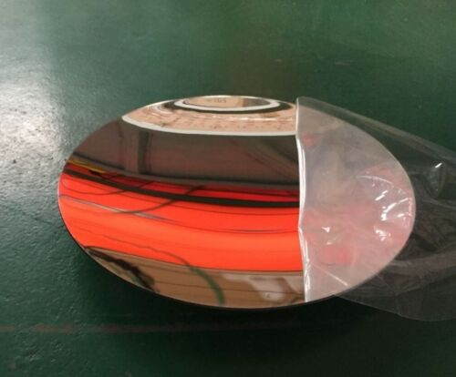 Plastic Acrylic Parabolic Refrective Mirror Concave Minor Focus UV Protection