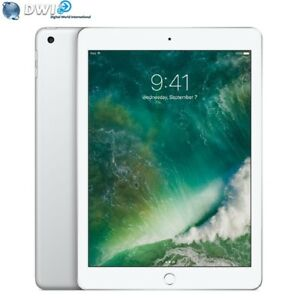 NEUF-APPLE-IPAD-32GB-9-7-INCH-WI-FI-2017-VER-TABLET-ARGENT-BLANC-WHITE-SILVER