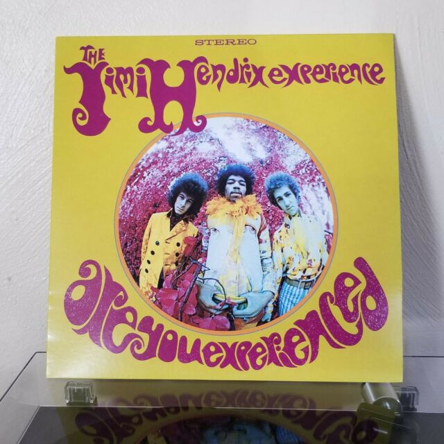 The Jimi Hendrix Experience - Are You Experienced, NM/M-, Vinyl