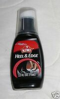 Kiwi Heel & Edge Sole Color Renew Shoe Care Finish Black