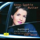 Beethoven: Violin Concerto; Romances (CD, Nov-2002, DG Deutsche Grammophon)