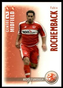 Disparar fuera Premier League 2006-2007 Emanuel Pogatetz Middlesbrough