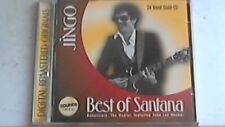 24 Karat Gold CD SANTANA ... Jingo ...BEST --