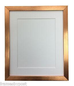 Bronze-Photo-cadres-Photo-0-75-in-environ-1-90-cm-avec-noir-blanc-ivoire-rose-ou-bleu-Mounts
