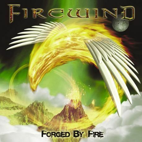 FIREWIND - FORGED BY FIRE - VINILO + CD [LP]