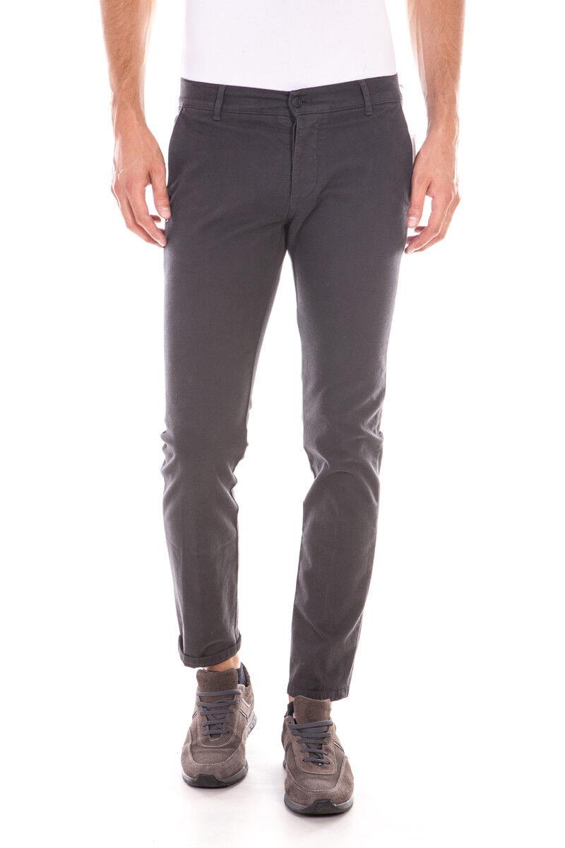 Pantaloni Daniele Alessandrini Jeans Trouser Cotone Uomo Grigio PJ5189L180 10 10 10 35d6e2