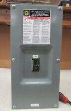Square D Iec60947 2 100 Amp Circuit Breaker With Enclosure Box