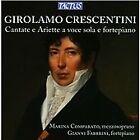Girolamo Crescentini - : Solo Voice Arias (2013)