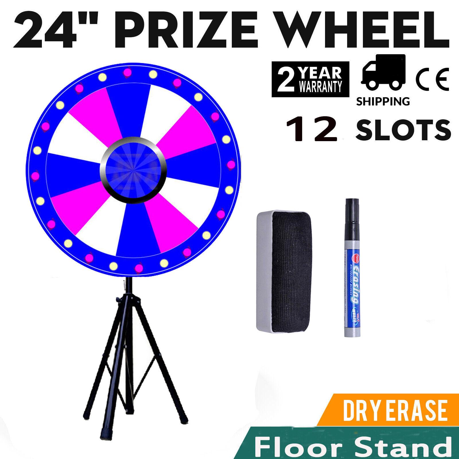 24   Roue de la fortune Jouet Couleur Roue loteries 12 Slots farbpreis les jeux de mots  achats en ligne et magasin de mode