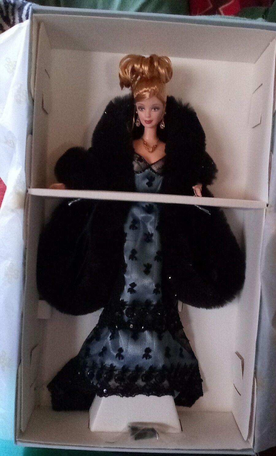 Nolan Miller Couture 1999 noche ilusión  Barbie le    nunca quitado de la caja