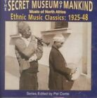 Secret Museum Of Mankind North Africa 0016351701121 By Various Artists CD