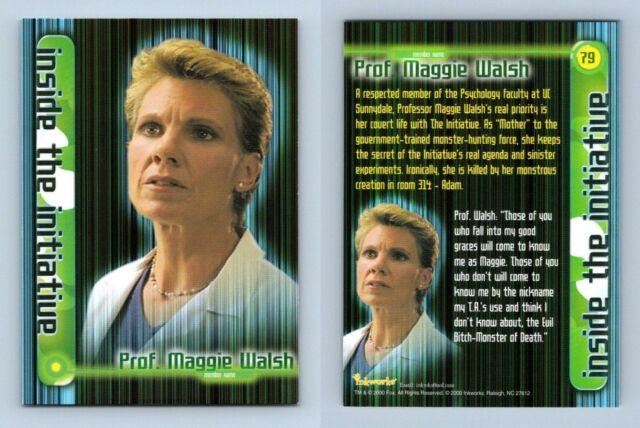 Buffy The Vampire Slayer Season 4 90 card set from Inkworks 2000