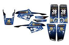 Yamaha Warrior Quad Graphic Kit