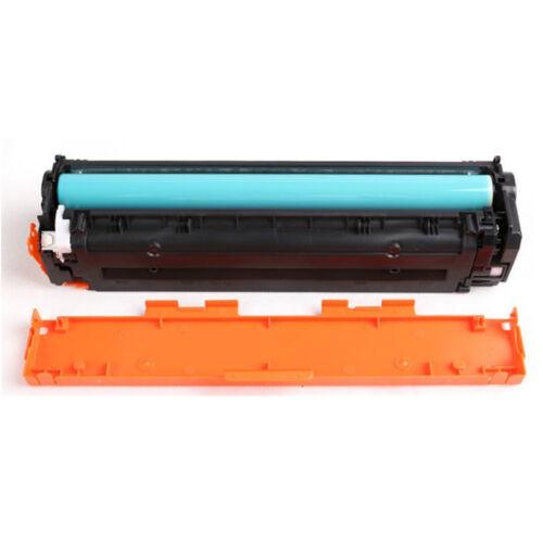 4 pk 131 BCMY Color Toner Cartridges for Canon131 ImageClass LBP7110Cw MF624Cw