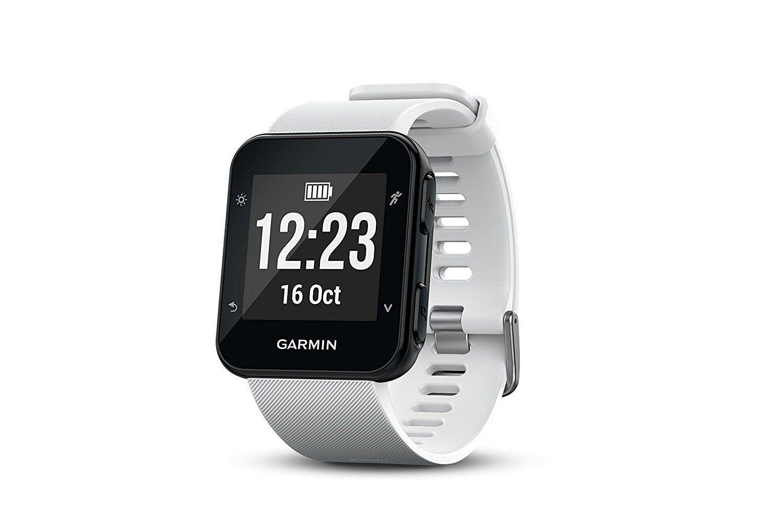 Garmin Forerunner 35, Easy-to-Use GPS Running Watch, Weiß