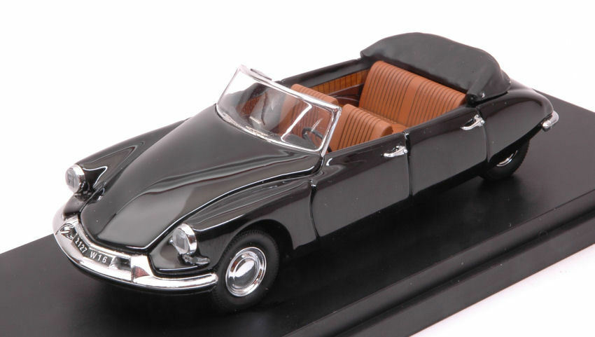 Citroen DS 19 descapotable 4 Doors nero 1 43 Model rio4553 río