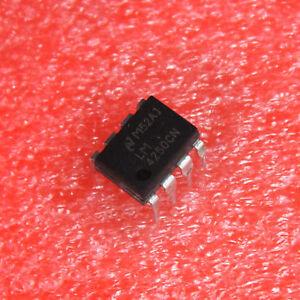 5-10PCS-LM4250CN-NSC-IC-OPAMP-GP-250KHZ-8DIP-HIGH-QUALITY