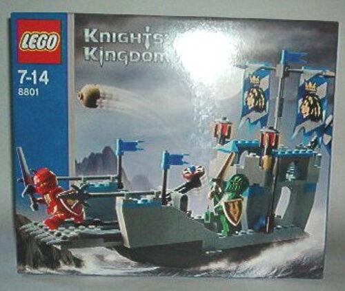 LEGO ® 8801 Knights  redom REGIO ATTACCO ignoravo NUOVO SIGILLATO Rarità  promozioni eccitanti