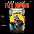 Lets Play Fats Domino+2 Bonus Tracks (Ltd.180g von Fats Domino (2016)