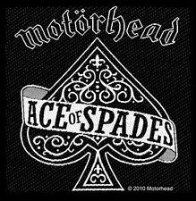 MOTÖRHEAD - Patch Aufnäher - Ace of spades 10x10cm