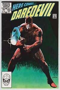 L8478-Daredevil-193-Vol-1-NM-M-Estado