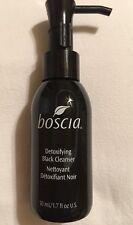 BOSCIA Detoxifying Black Cleanser - 50ml 1.7fl.oz Authentic!! Exp 05/18 Jap. Fav
