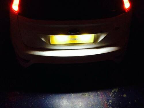 R35 GTR 08-on Complete LED Number Plate Housings Canbus Super Bright