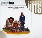 History America's Greatest Hits RPKG by America CD 081227646226