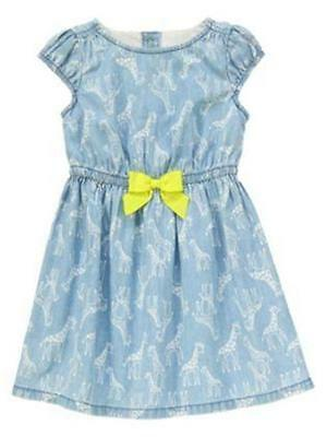 Gymboree Spring Dressy EASTER White Dress Butterfly 6-12-18-24 Mos 3T 4T 5T NEW