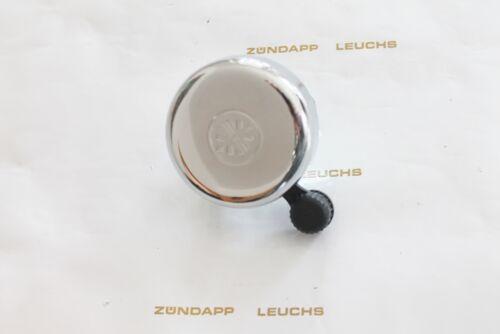 Kreidler Florett RS RM RMC GT TM K54 Glocke Klingel Chrom mit Emblem