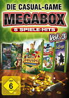 Casual-Game MegaBox 3 (PC, 2013, DVD-Box)