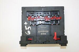 vw passat mk7 b6 golf mk5 central locking control module fuse box image is loading vw passat mk7 b6 golf mk5 central locking